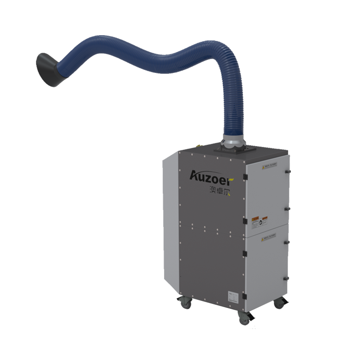 WDC Portable Welding Fume Dust Collector